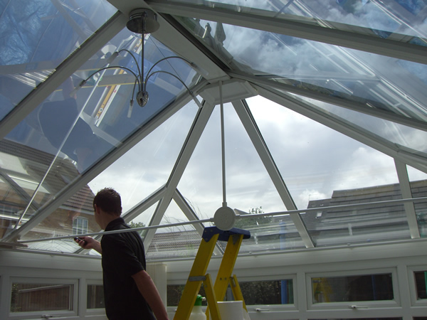 Conservatories - Window Films N.I.